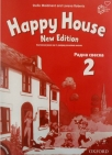 Happy house 2, radna sveska za engleski jezik za 2. razred osnovne škole ENGLISH BOOK