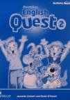 Macmillan English Quest 2, radna sveska za 2. razred osnovne škole ENGLISH BOOK