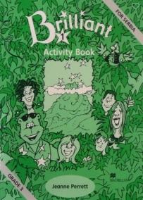 Brilliant 1, radna sveska za engleski jezik za 3. razred osnovne škole ENGLISH BOOK