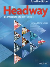 New Headway Intermediate, udžbenik za 2. i 3. razred srednje škole ENGLISH BOOK IV IZDAN