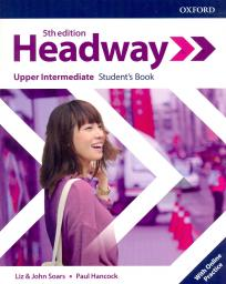 New Headway Upper-intermediate, udžbenik za 3. i 4. razred srednje škole ENGLISH BOOK