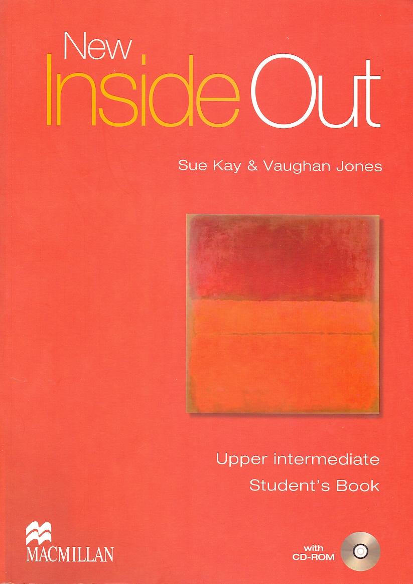 New Inside Out Upper-Intermediate, udžbenik (2nd Edition)