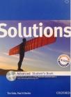 Solutions Advanced, udžbenik za 4. razred gimnazije ENGLISH BOOK