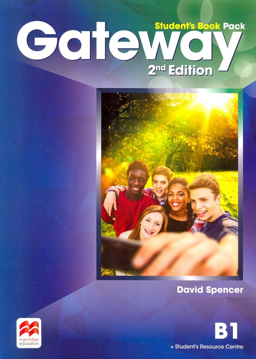 Gateway B1, udžbenik iz engleskog jezika za 1. i 2.razred srednje škole ENGLISH BOOK