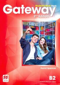 Gateway B2, udžbenik iz engleskog jezika za 3. i 4. razred srednje škole ENGLISH BOOK