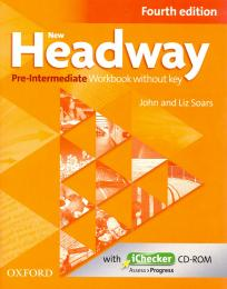 New Headway Pre-intermediate, radna sveska za 1. i 2. razred srednje škole ENGLISH BOOK