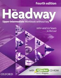 New Headway Upper-Intermediate, radna sveska za 3. i 4.  razred srednje škole ENGLISH BOO