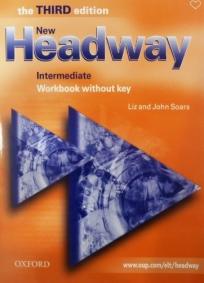 New Headway Intermediate, radna sveska za 2. i 3. razred srednje škole ENGLISH BOOK