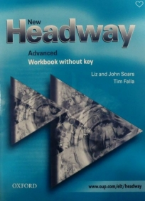 New Headway Advanced, radna sveska za 4.  razred gimnazije ENGLISH BOOK
