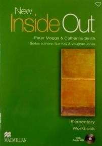 Inside Out Elementary, radna sveska za 1. razred srednje škole ENGLISH BOOK