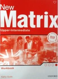 New Matrix Upper-Intermediate, radna sveska za 3. i 4. razred srednje škole ENGLISH BOOK