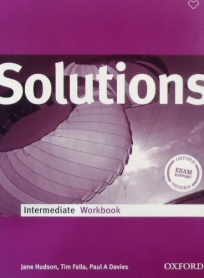 Solutions Intermediate, radna sveska za 2. i 3. razred srednje škole ENGLISH BOOK