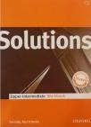 Solutions Upper-intermediate, radna sveska za 3. i 4. razred srednje škole ENGLISH BOOK