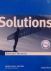 Solutions Advanced, radna sveska za 4. razred gimnazije ENGLISH BOOK