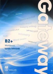 Gateway 1st Edition B2+, radna sveska