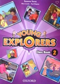 Young Explorers 2 ENGLISH BOOK