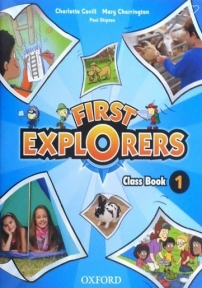 First Explorers 1 ENGLISH BOOK