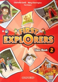 First Explorers 2 ENGLISH BOOK