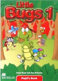 Little Bugs 1 ENGLISH BOOK