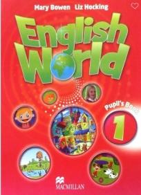 English World 1 ENGLISH BOOK