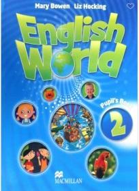 English World 2 ENGLISH BOOK