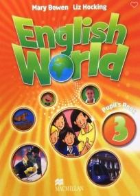 English World 3 ENGLISH BOOK