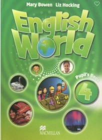 English World 4 ENGLISH BOOK