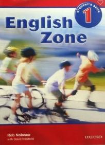 English Zone 1 ENGLISH BOOK