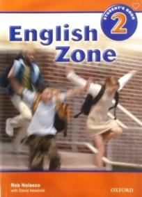English Zone 2 ENGLISH BOOK