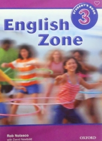 English Zone 3 ENGLISH BOOK