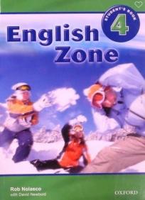 English Zone 4 ENGLISH BOOK