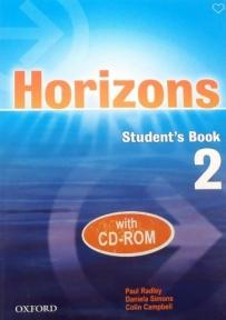 Horizons 2 ENGLISH BOOK