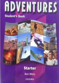 Adventures Starter ENGLISH BOOK