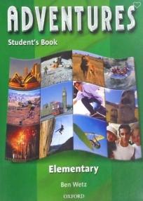 Adventures Elementary ENGLISH BOOK