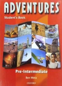 Adventures Pre Intermediate ENGLISH BOOK