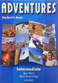Adventures Intermediate ENGLISH BOOK