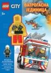 Lego city - Vatrogasna jedinica