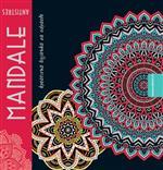 Mandale - kreativna bojanka za odrasle