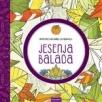 Jesenja balada - antistres bojanka za odrasle