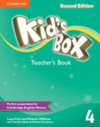 Kids Box 2nd Edition, Level 4, Teacher's Book