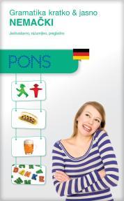 PONS Gramatika kratko & jasno - NEMAČKI