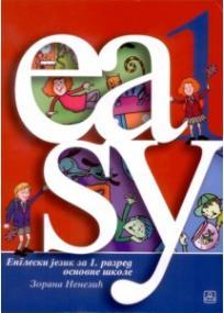 Easy 1, udžbenik