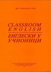 Classroom english - engleski u učionici