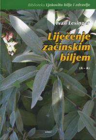 Liječenje začinskim biljem A - K