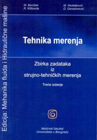 Tehnika merenja - zbirka zadataka iz strujno-tehničkih merenja