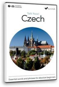 Kurs češkog jezika za samostalno učenje (Talk now)