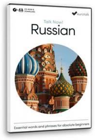 Kurs ruskog jezika za samostalno učenje (Talk now)