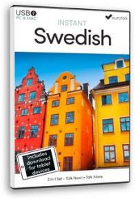 Srednji kurs švedskog jezika za samostalno učenje (instant)