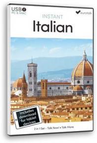 Srednji kurs italijanskog jezika za samostalno učenje