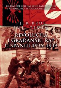 Revolucija i građanski rat u Španiji